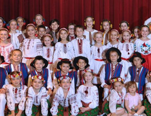 Evening of Ukrainian Music and Dance – ISKRA Mother's Day Concert